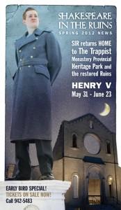 Henry V 2012