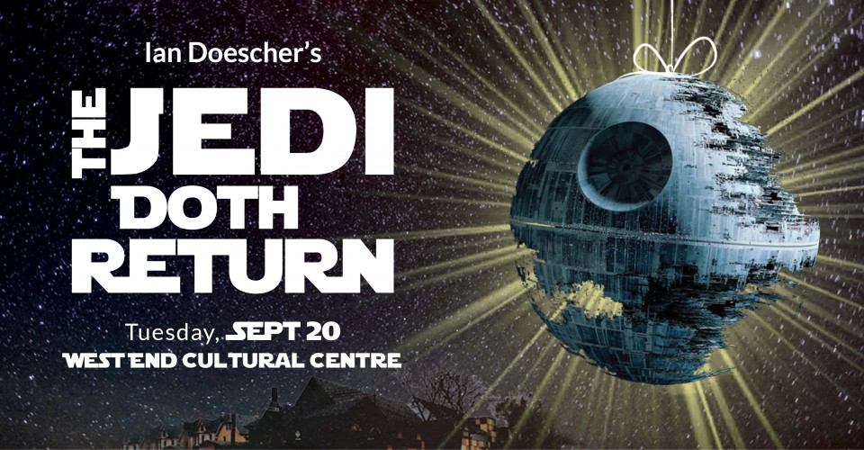 The Jedi Doth Return Fundraiser