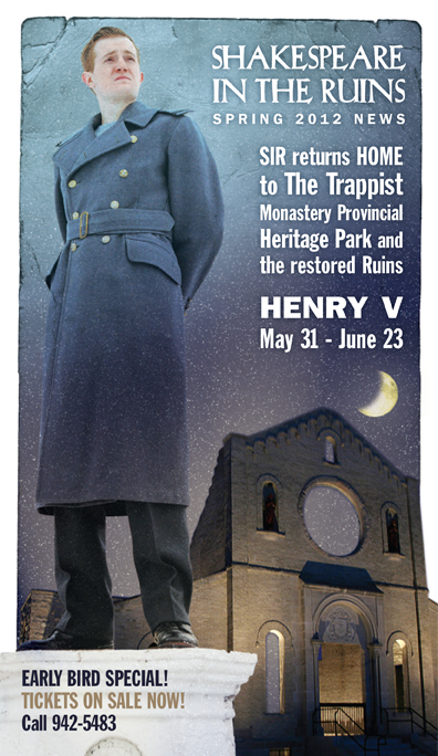 Henry 5 Spring 2012 Newsletter Cover