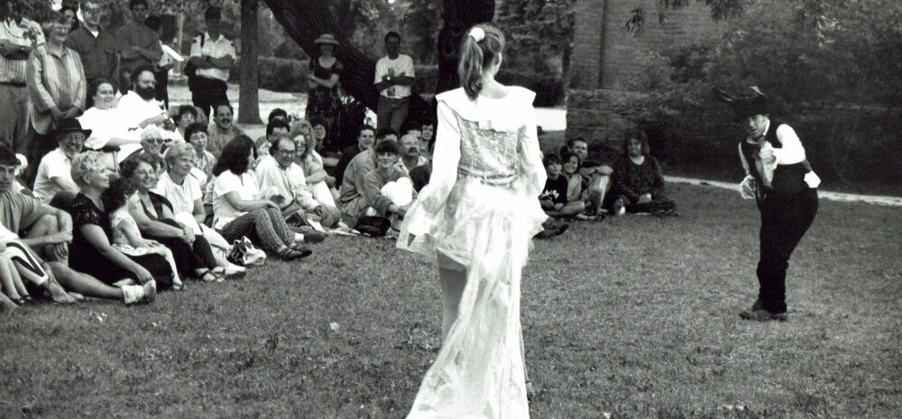 A Midsummer Night's Dream Production Photo 1995