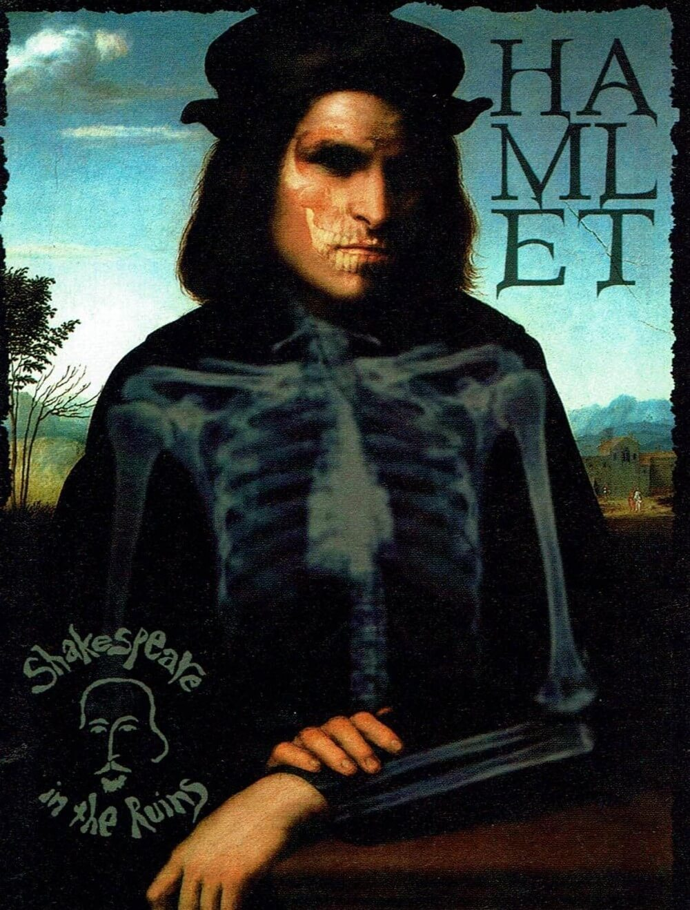 Hamlet Production Poster 2002
