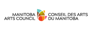 Manitoba Arts Council bilingual logo